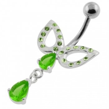 Buy Jeweled Domino Mask belly button piercing online