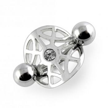 Buy Jewelled Non-Moving Belly Ring online